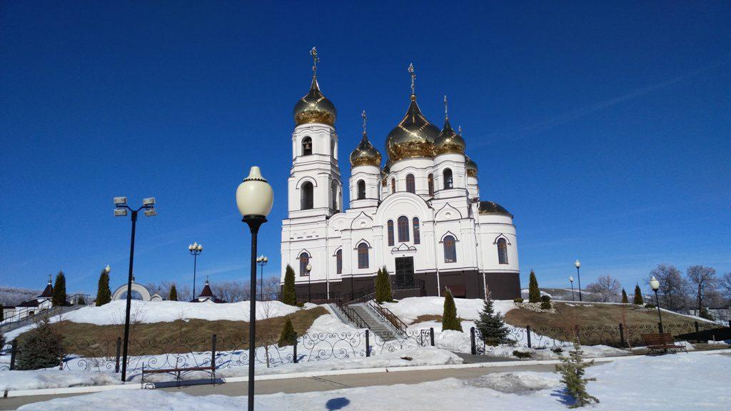 Праздничный тур в Хвалынск на Крещение!